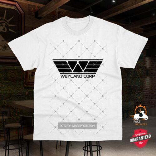 Weyland corp t shirt Prometheus monde Yutani Alien Ripley Sulaco Nostromo 0394