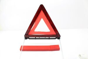 Seguridad-Advertencia-Triangulo-Audi-A4-A8-S4-S8-Tt-VW-EOS-Golf-Gti-Tiguan