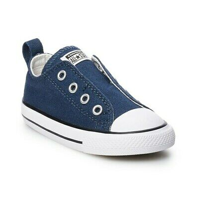 Simple Slip Blue Chuck Taylor All Star