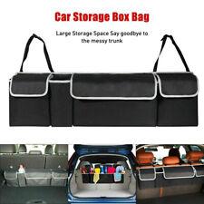 Car Trunk Organizer Interior Accessories Back Seat Storage Bag Strong Pocket Us