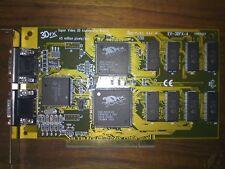3Dfx Voodoo I Typhoon 3DMax (yellow)