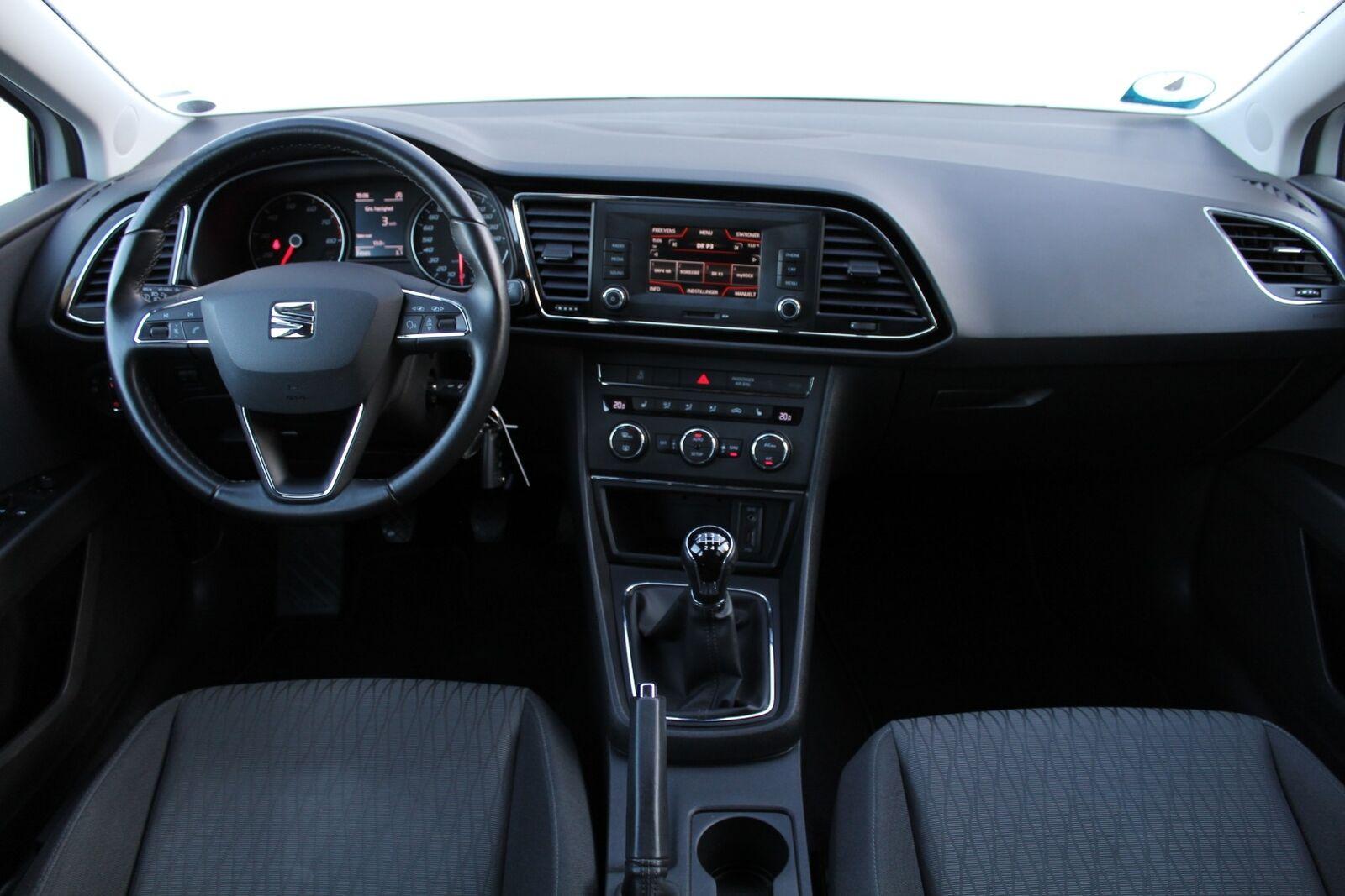 Seat Leon 1,0 TSi 115 Style ST - billede 7