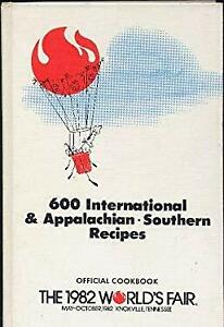 Official-Knoxville-Tennessee-World-039-s-Fair-Cookbook-1982-by-Hach-Phila-R