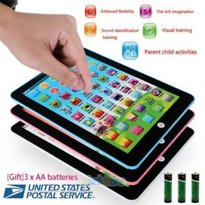 Baby-Tablet-Educational-Toy-For-1-6-Year-Old-Toddler-Boys-Girls-Learning-English