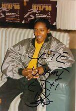 GETE WAMI *ETH*  > 2.+ 3. Olympics 1996-2000 / ATH - sign. Foto