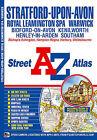 Stratford Upon Avon Street Atlas by Geographers' A-Z Map Company (Paperback, 2010)