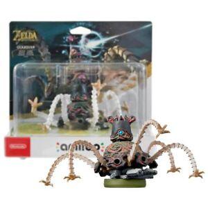 New-Amiibo-Zelda-Breath-Of-The-Wild-Guardian-Figure-Pack-Nintendo-Official