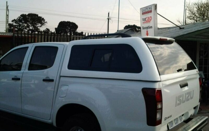 ISUZU RT50 LATEST MODEL DOUBLE CAB EXECUTIVE CANOPY - ANY COLOUR JUST TELL US!!!