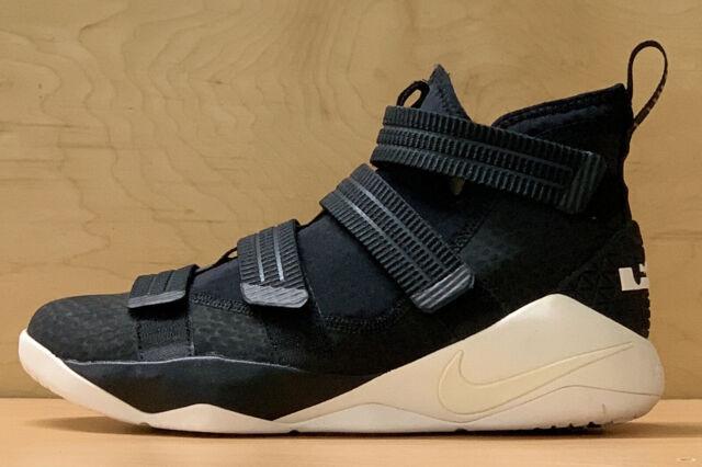 Nike Lebron Soldier XI SFG Black Sail