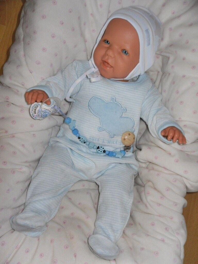 stile classico Traumbambolas bambino BAMBOLE Antonio Juan Niklas 52 cm Bambola Bambini Bambini Bambini Bambola bambola gioco  economico in alta qualità