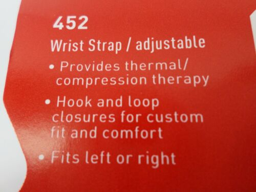 adjustable Unisex 100/% Authentic New 452 MCDAVID Level 1 Wrist Strap