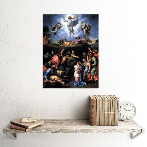 RAPHAEL TRANSFIGURATION OLD MASTER ART PAINTING PRINT POSTER REPRODUCTION 2611OM