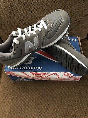 chocar brillante Teoría básica  New In Box Mens 11.5 M595GS New Balance 595 Gray Sneakers Old School  Vintage   eBay