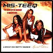 """1 of 1 - MIS-TEEQ-""""LICKIN ON BOTH SIDES-SPECIAL EDITION""""-R&B-BRAND NEW CD 2003"""