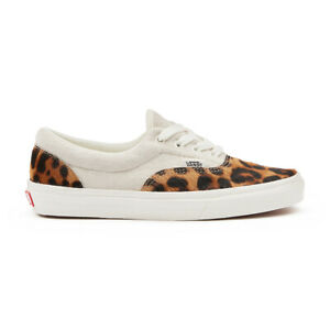 Details zu New Vans Era MarshmallowCalf Hair Leopard Sneakers Low Top Skate Shoes 2020