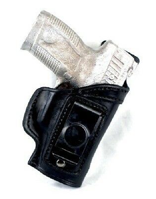 Walther PPK 3.3 inch IWB No Shield Single Spring Clip Holster R//H Black