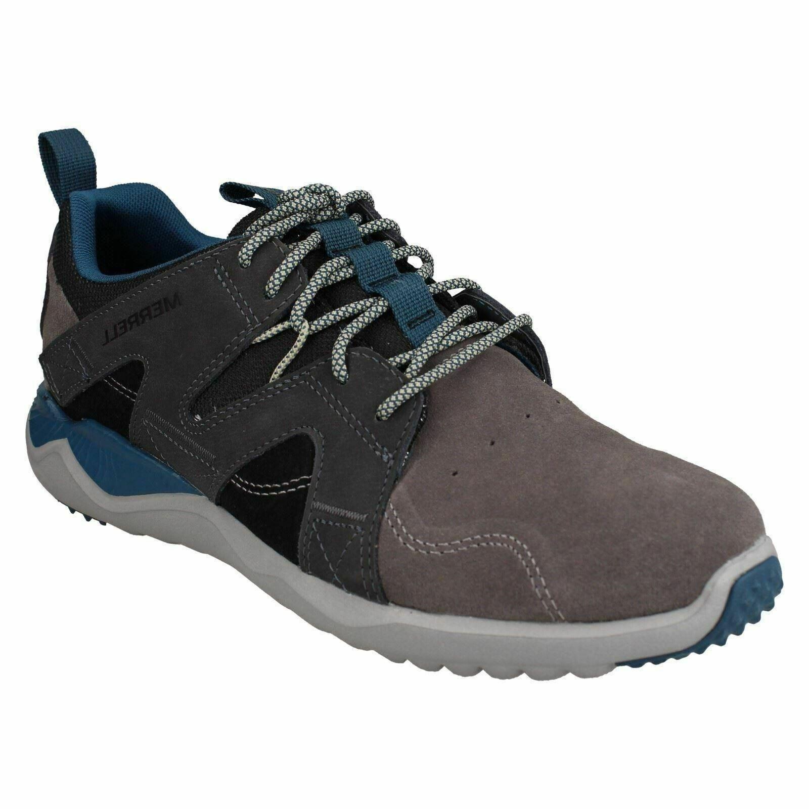 Merrell Mens Ultra Light Walking Running Trail Trainers 1SIX8 Top L J91911