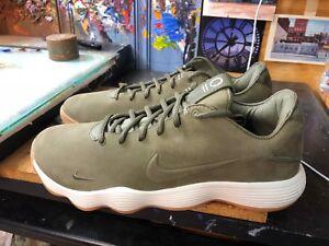 ddfcc81536d8 Nike Hyperdunk 2017 Low Limited Olive Green Gum Size US 11 Men s ...