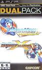 Mega Man Dual Pack GameStop Exclusive (Sony PSP, 2011)