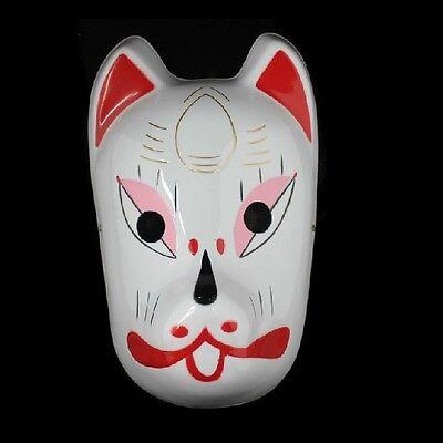 Anime green PVC mask - Naruto cosplay mask -Black Ops Ninja FOX mask Halloween
