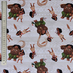 Disney-Pixar-Moana-Fabric-100-Cotton