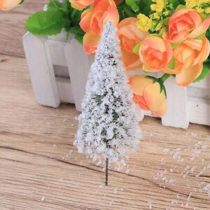 15PCS Artificial Tree Model Scenery Building Tree Xmas DIY Party Shop Home Decor