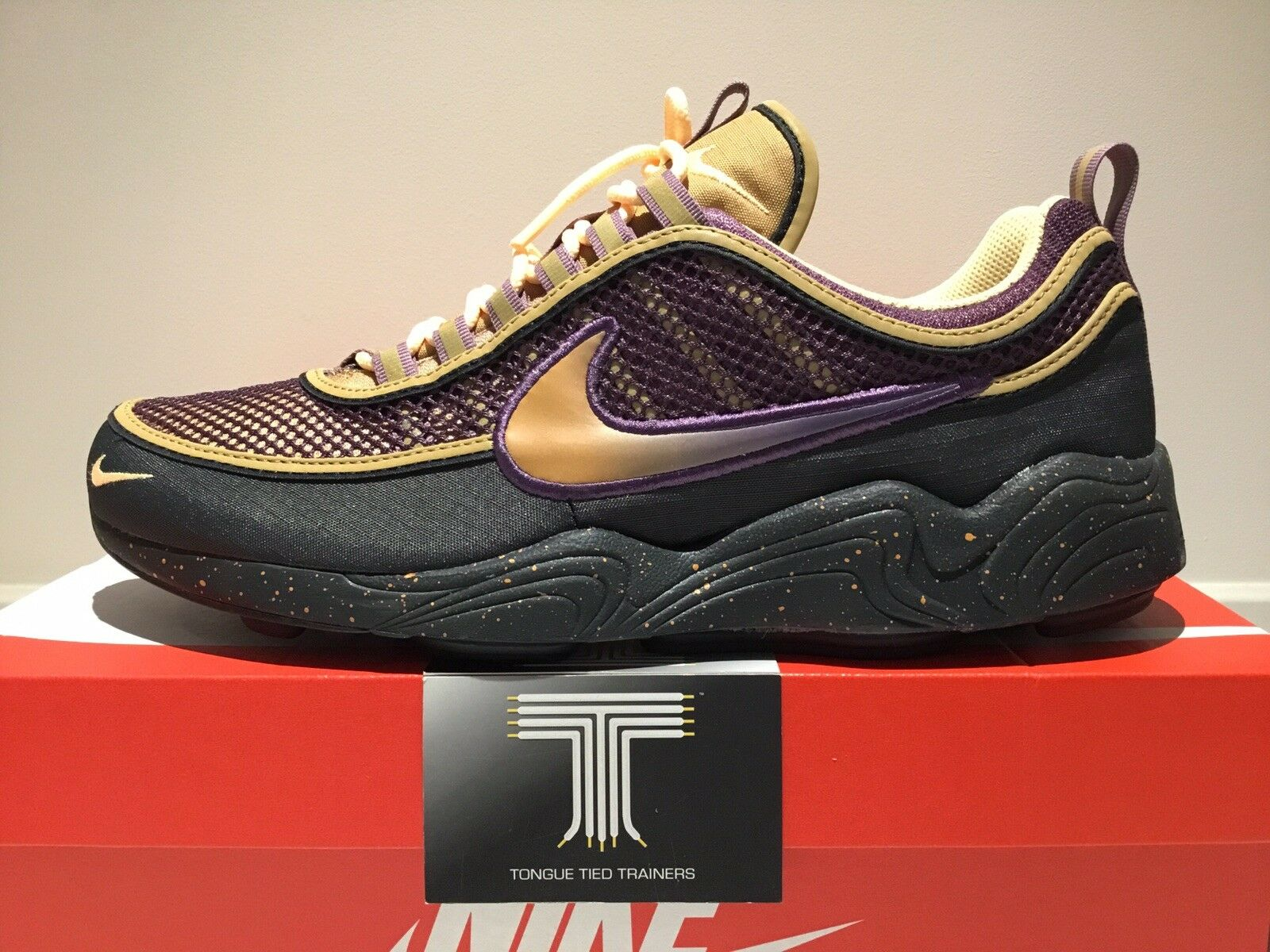 Nike Air Zoom Spiridon  926955 005  U.K. taglia 10 | moderno  | Scolaro/Signora Scarpa