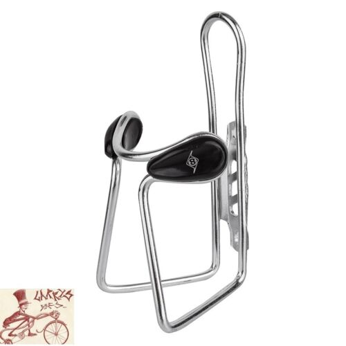 ORIGIN8 PRO-LITE ALLOY SILVER WATER BOTTLE CAGE