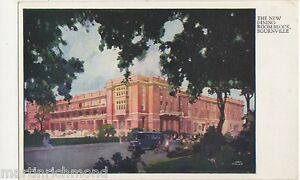 Bournville-The-New-Ding-Room-Block-Postcard-B554