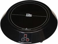 Elite EIND-88 Portable Induction Cooktop Burner (Black)