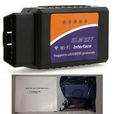 WiFi WLAN OBD2 Code Scanner for iPhone iPad iPod iTouch diagnostic scan tool UK
