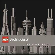 LEGO® Architecture The Visual Guide Book   Philip Wilkinson HB NEW 1409355721