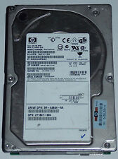 HP bd07285a25 72,8gb 80pin sca2 se LVD SCSI u320 10.000 U/min HDD Disco Rigido 73