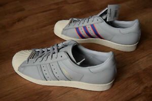 Detalles de Adidas Superstar 80s 42 42,5 43 44 45 46 cq2657 campus Stan Smith foro Top Ten ver título original