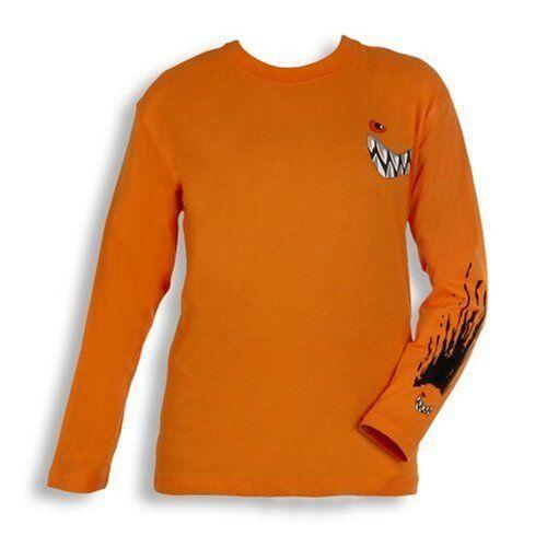 Wilde Kerle Longsleeve orange 164