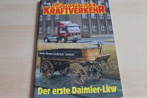 Lanz D 2806 Vs John-deere 2850 Historischer Kraftverkehr 02/1991 SchöNe Lustre 107828