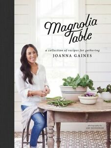 NEW-The-Magnolia-Table-By-Joanna-Gaines-Hardcover-Free-Shipping