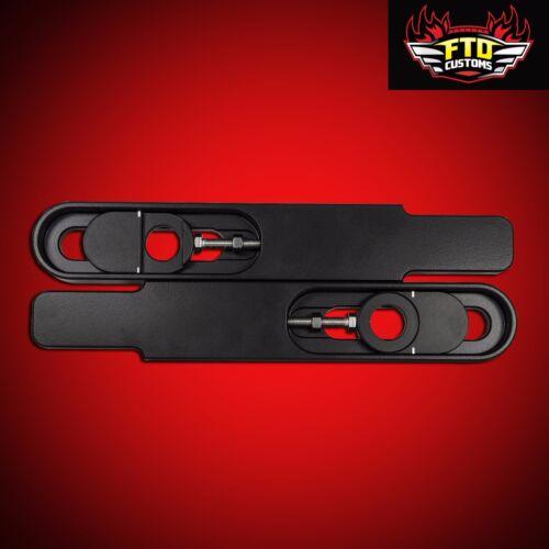 "2000 Ninja ZX6R Swingarm Extensions 12/"" Long ZX6-R swing arm extensions"