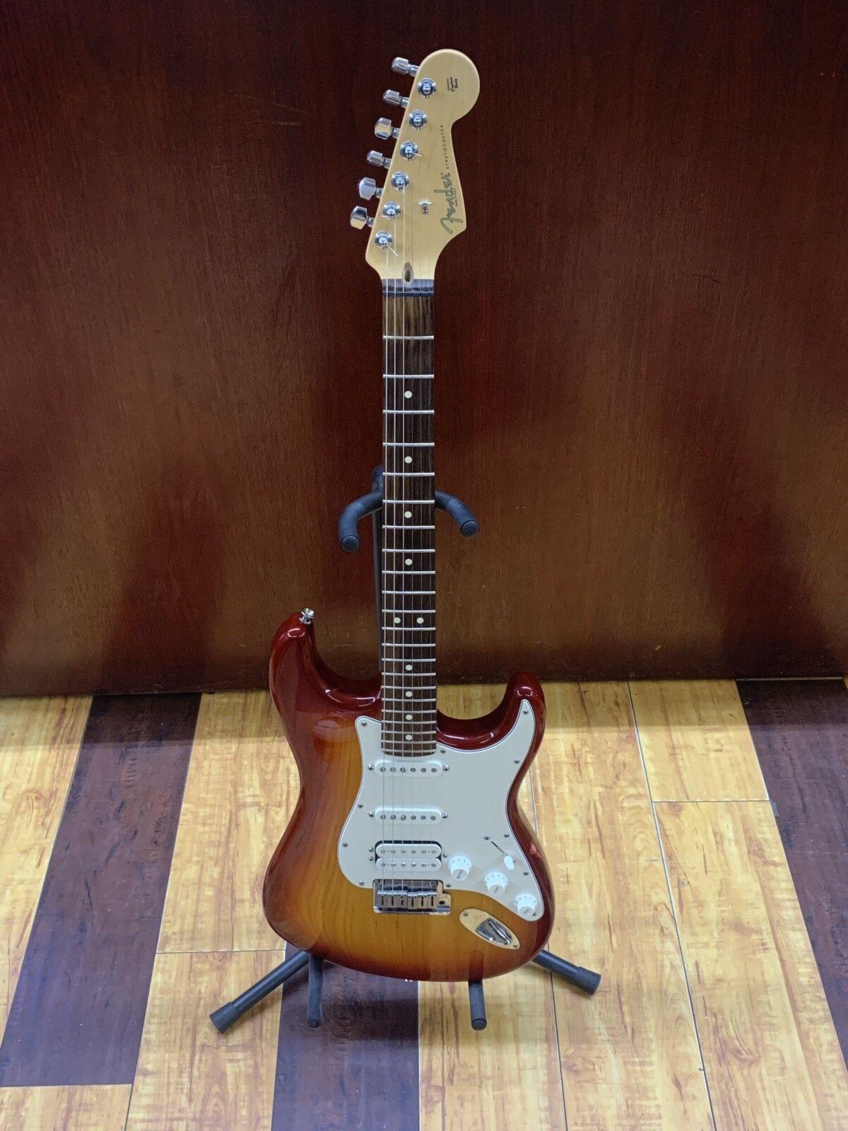 2004 Fender Fender Fender Usa Stratocaster utilizado — lectura —  40% de descuento