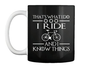 I-Ride-Cycle-And-Know-Things-Cycling-That-039-s-What-Do-Gift-Coffee-Mug