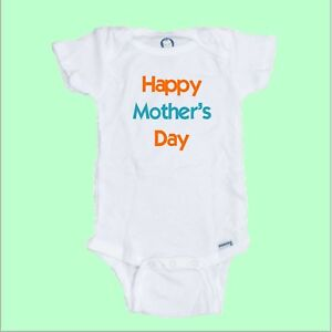 Happy Mothers Day Onesie for that Special Mommy