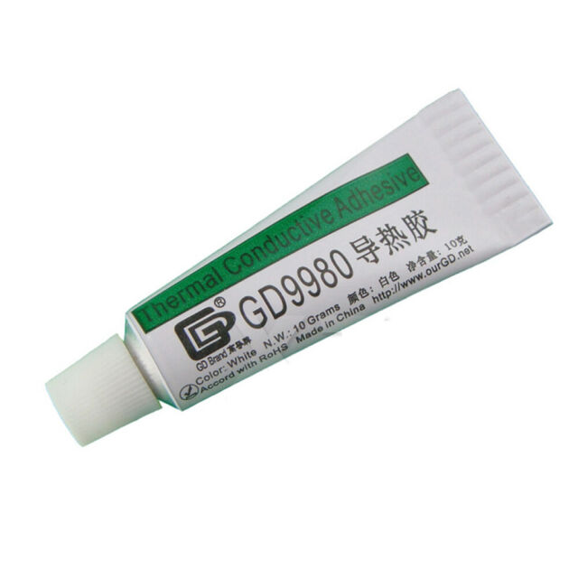 Thermal Paste Thermally Conductive Adhesive Heat-conducting Glue GD9980 Plaster-