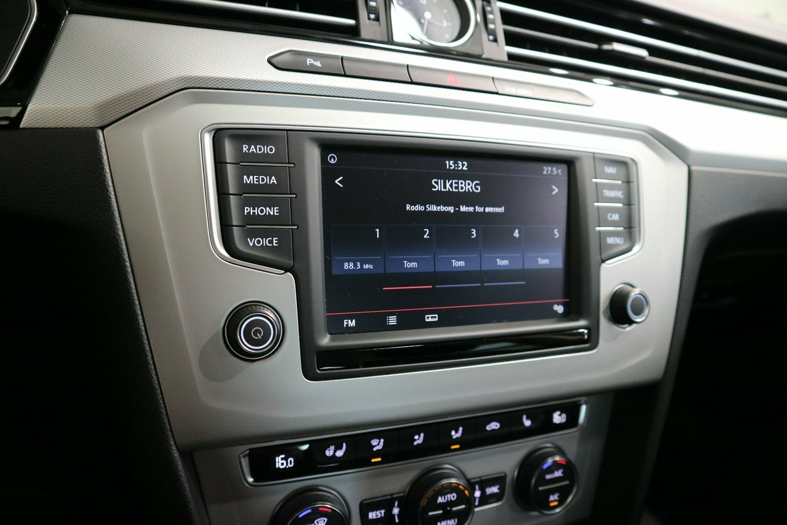 VW Passat 1,4 TSi 150 Comfortline+ Vari. DSG - billede 8