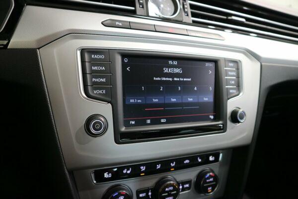 VW Passat 1,4 TSi 150 Comfortline+ Vari. DSG billede 8
