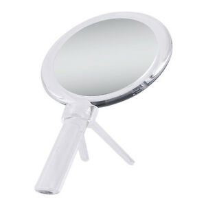 Zadro 7x 1x Dual Hand Magnifying Mirror With Stand Hands