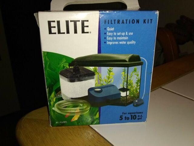 Elite Junior Aquarium Accessory Kit A825 015561108256 For Sale Online Ebay