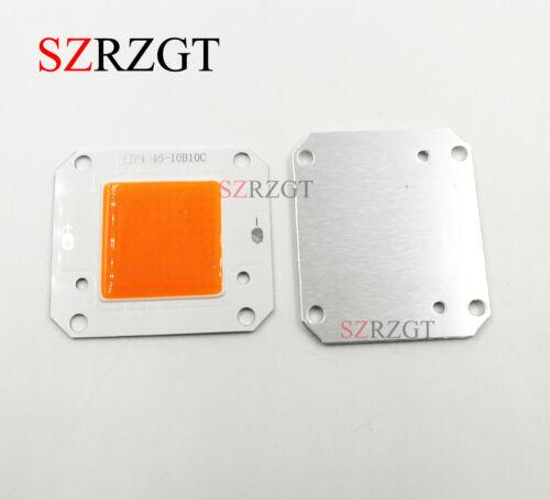 Integrated Smart IC Driver 220V 110V 50W Full Spectrum LED COB chip DC12V 32V