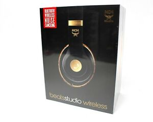 NEW-SEALED-Beats-Studio-2-0-Wireless-Over-Ear-Headphones-MCM-Limited-Edition