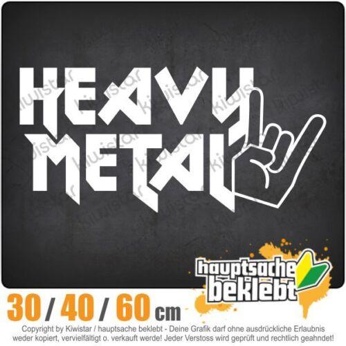 Heavy metal hardcore Trash Guitar Drums chf0865 en 3 tamaños luneta trasera