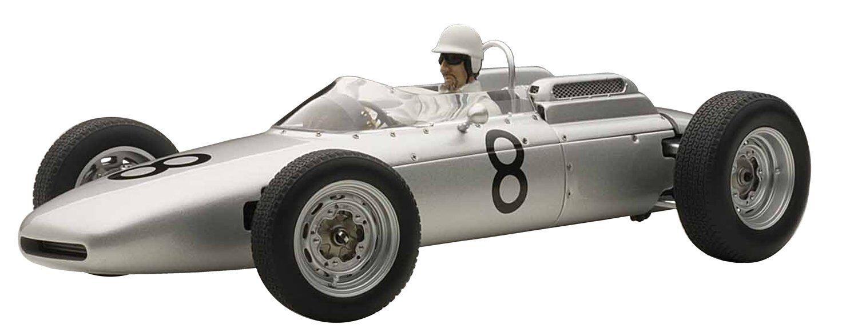 86274 Porsche 804 F1 1962 Nr 8 Bonnier Bonnier Bonnier  , 1 18 Autoart d88a03